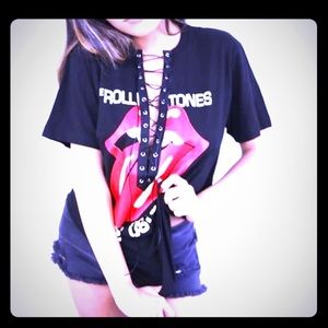 The Rolling Stones Lace Up